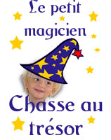 Chasse au tr&eacute;sor magicien