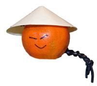 Mandarine Chinoise
