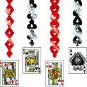 décoration poker